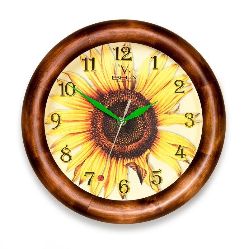 Настенные часы Вега Д1Д715