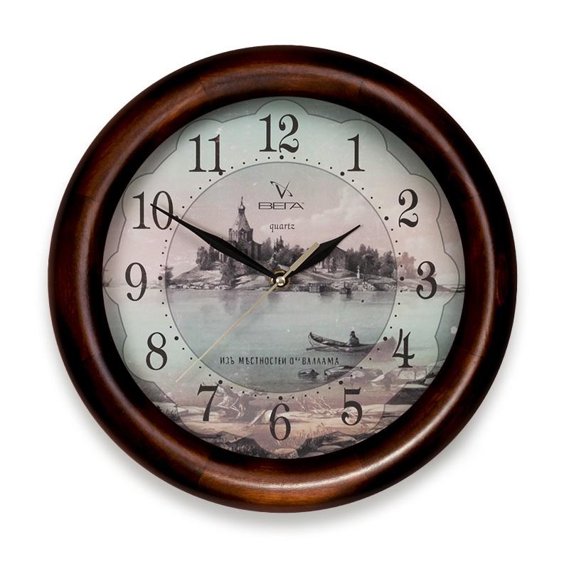 Настенные часы Вега Д1МД6138