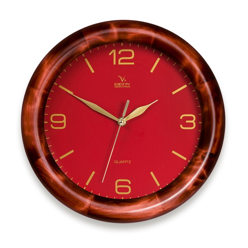 Настенные часы ВЕГА Д1КД764