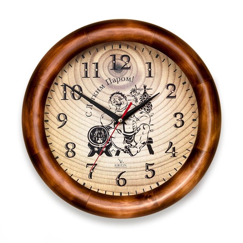 Настенные часы Вега Д1Д7249