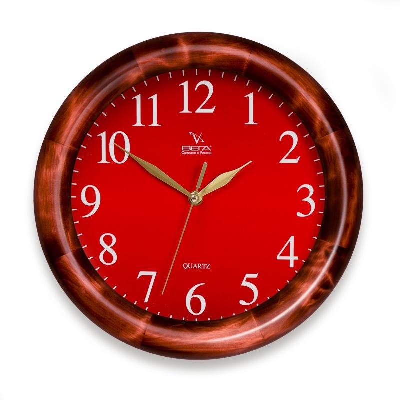 Настенные часы Вега Д1КД755