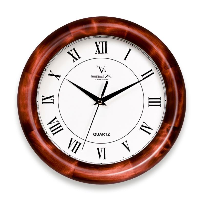 Настенные часы ВЕГА Д1КД747