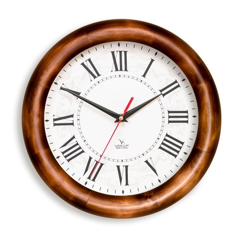 Настенные часы ВЕГА Д1Д7277