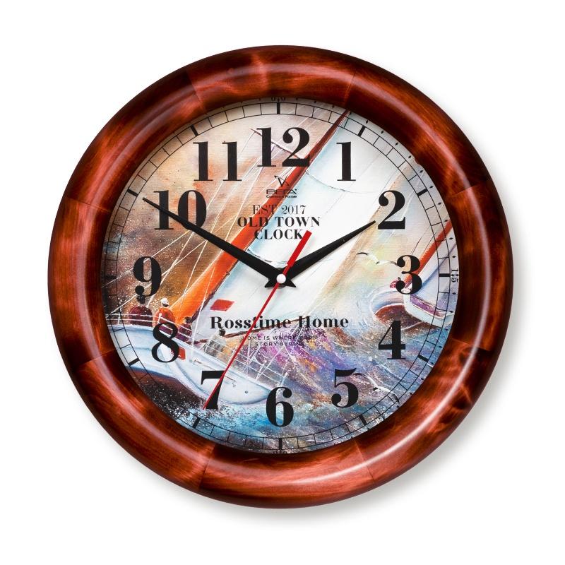 Настенные часы Вега Д1КД7397