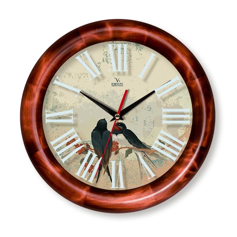 Настенные часы Вега Д1КД7447