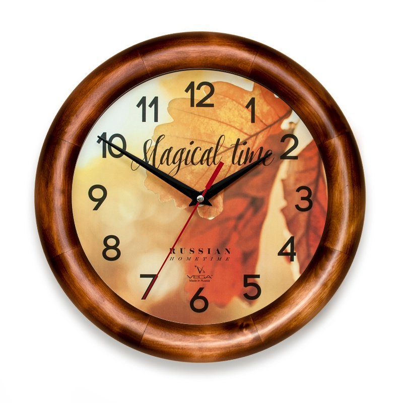 Настенные часы ВЕГА Д1Д7279