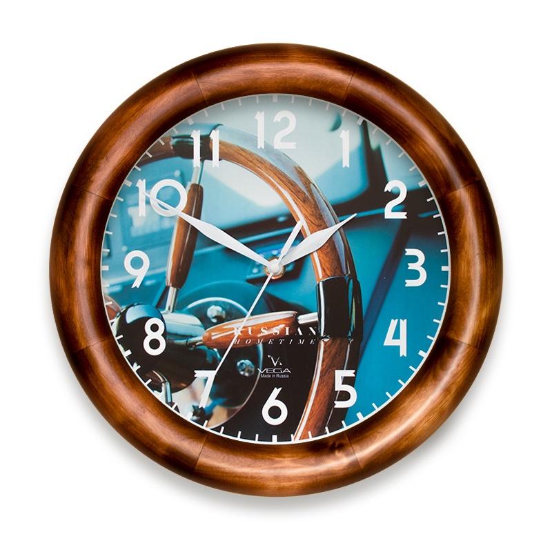 Настенные часы ВЕГА Д1Д7297