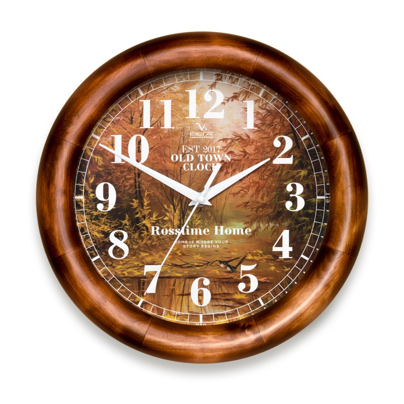 Настенные часы ВЕГА Д1Д7377