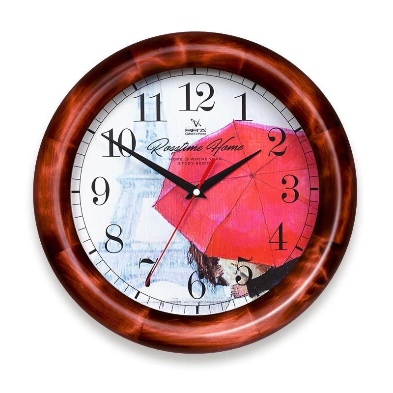 Настенные часы Вега Д1КД7387