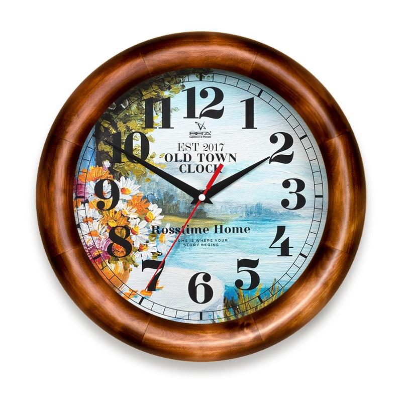 Настенные часы ВЕГА Д1Д7395