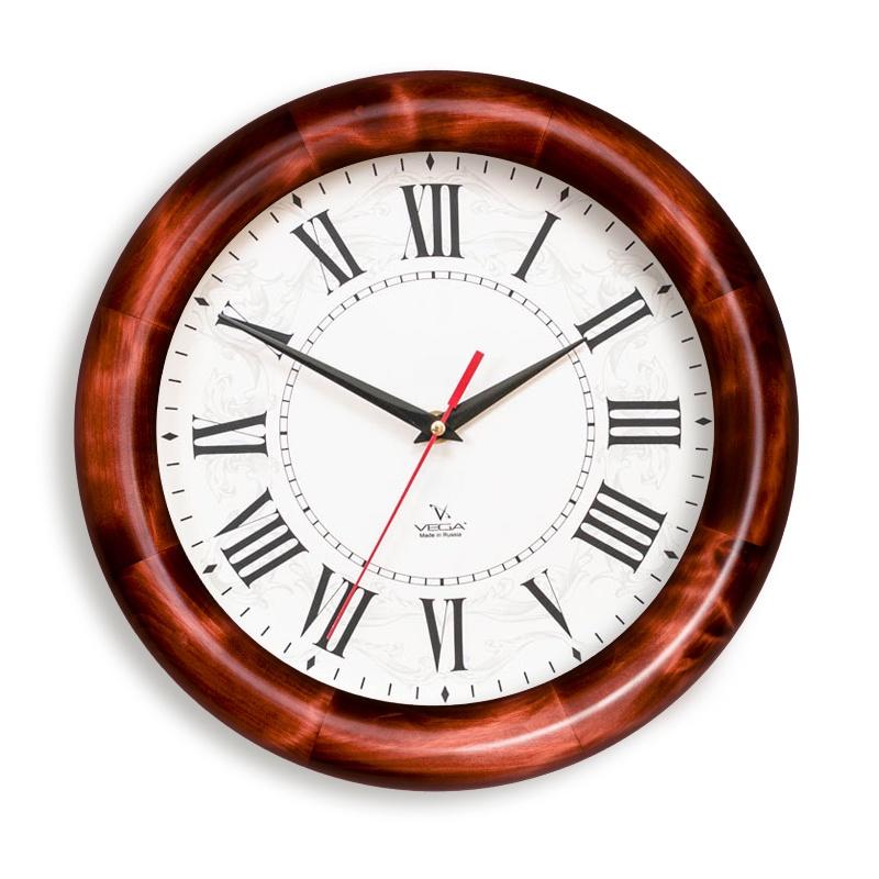 Настенные часы Вега Д1КД7277