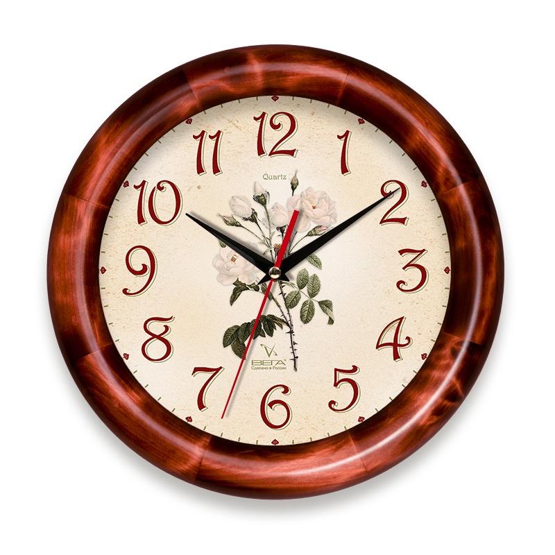 Настенные часы Вега Д1КД7192