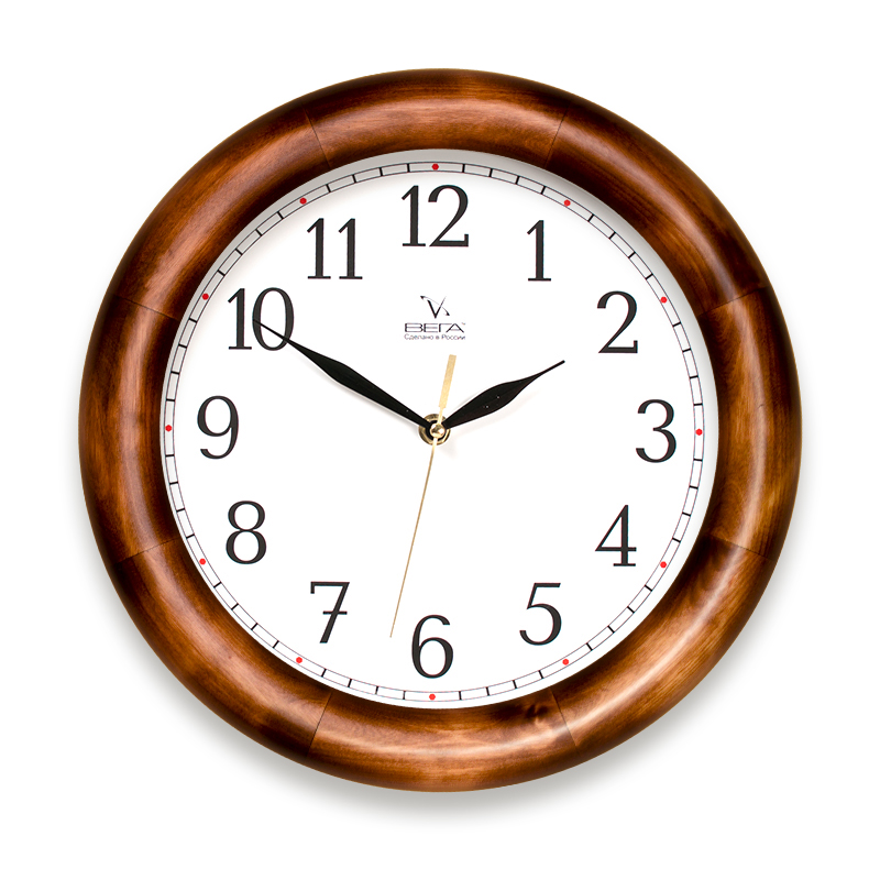 Настенные часы ВЕГА Д1Д798
