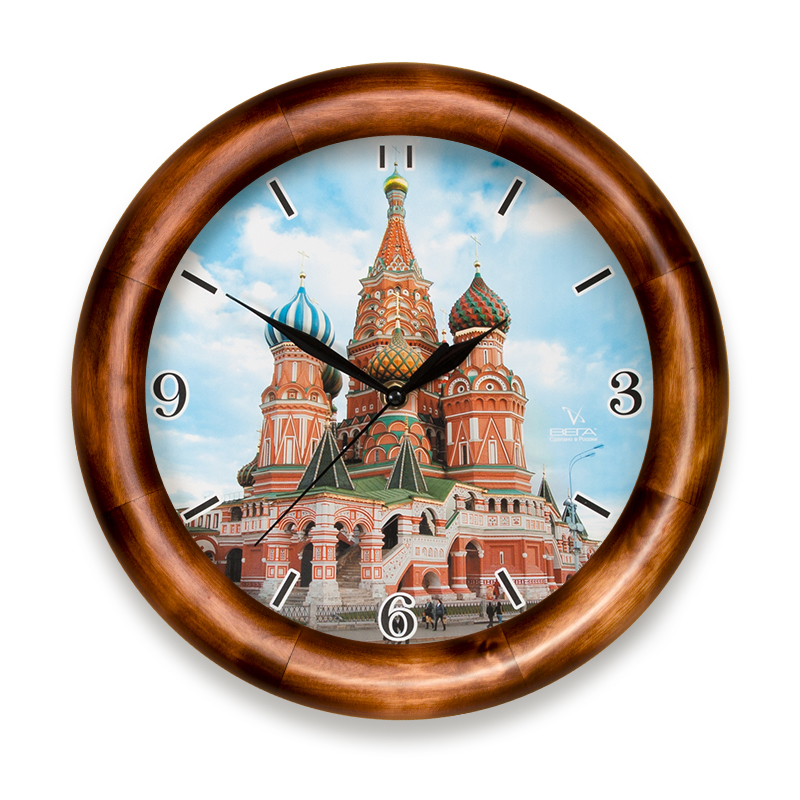 Настенные часы ВЕГА Д1Д778