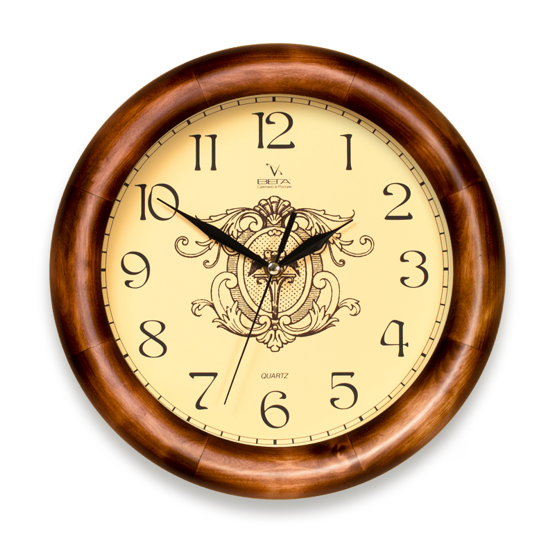 Настенные часы ВЕГА Д1Д766