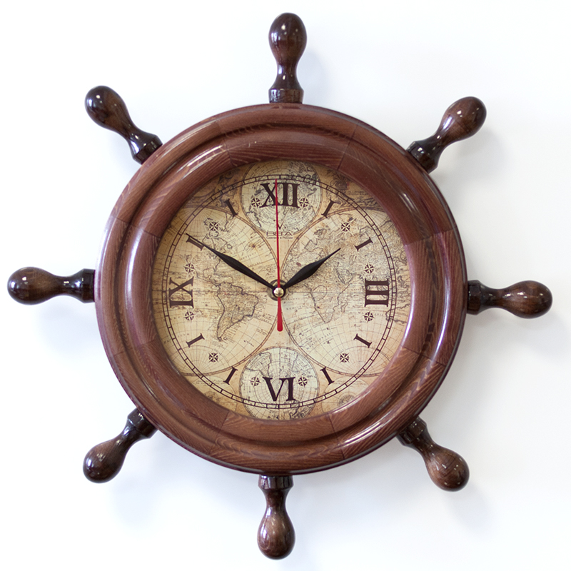 "Настенные часы Вега Д7МД-3""Карта"""