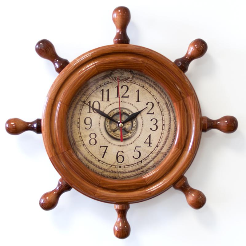 """Настенные часы Вега Д7КД-4 """"Компас"""""""