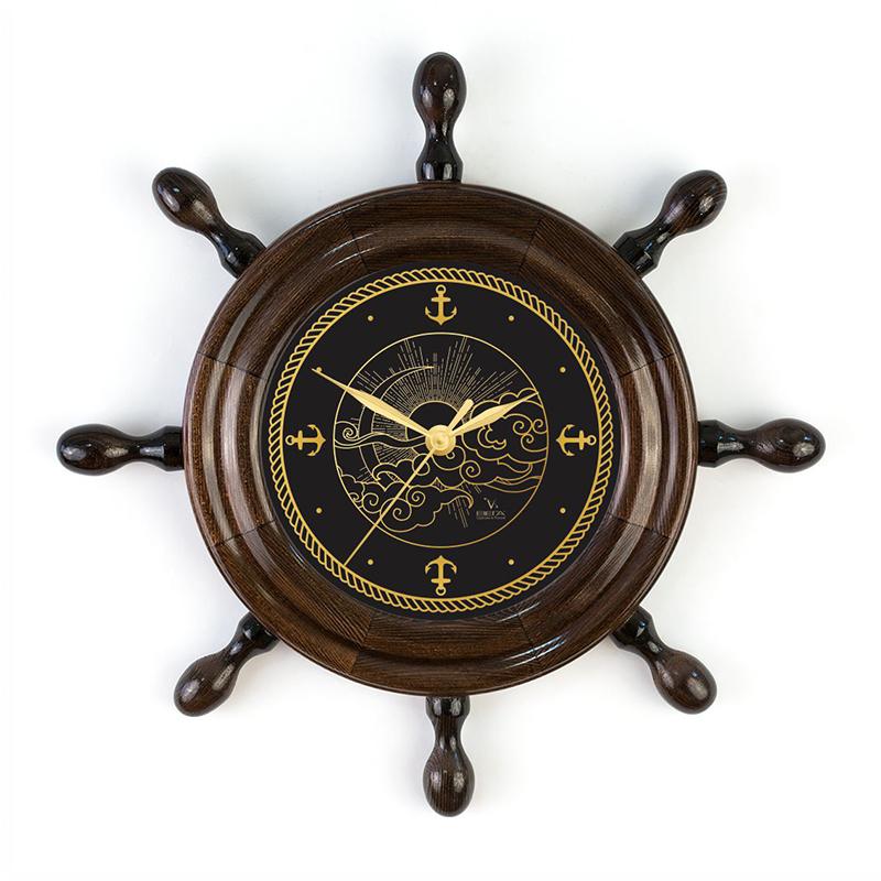 """Настенные часы Вега Д7МД-8 """"Месяц"""""""