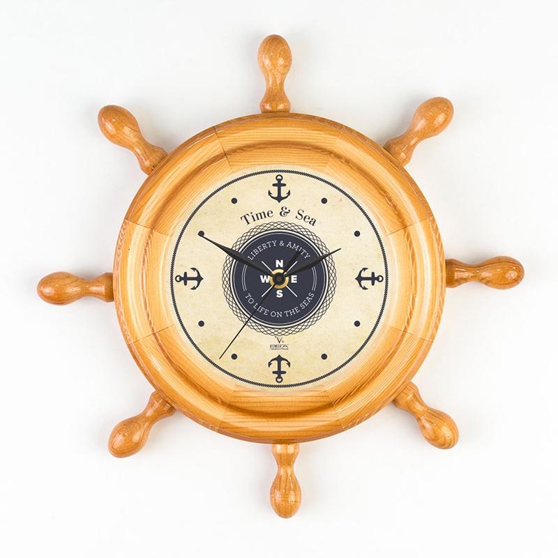 "Настенные часы Вега Д7НД-10 ""Стороны светы"""