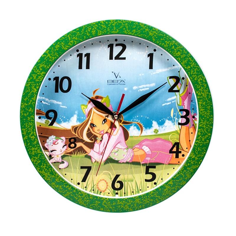 Настенные часы Вега 132272