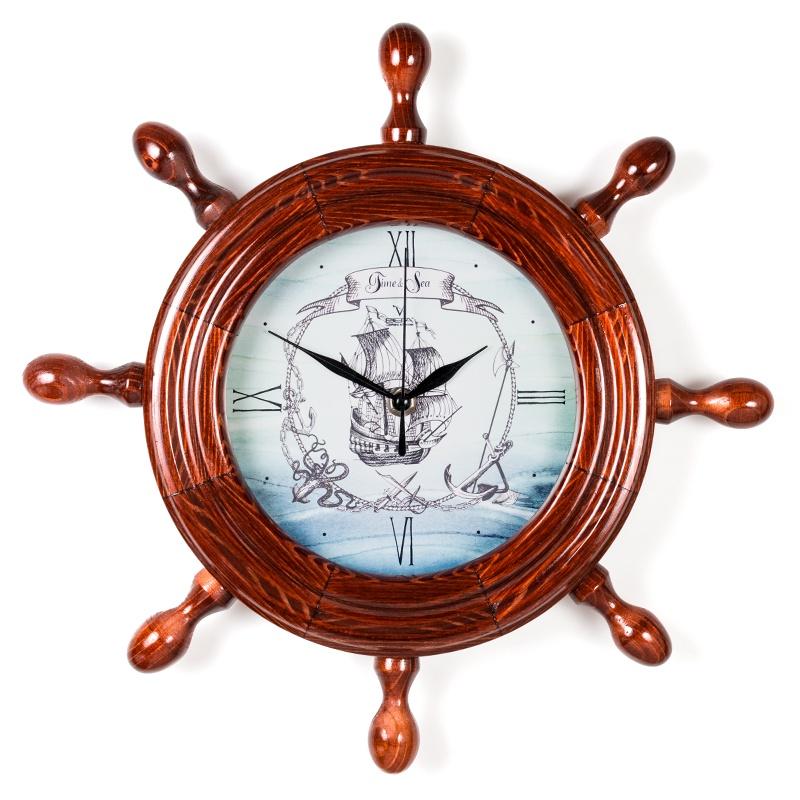 """Настенные часы Вега Д7КД-11 """"Летучий Голландец"""