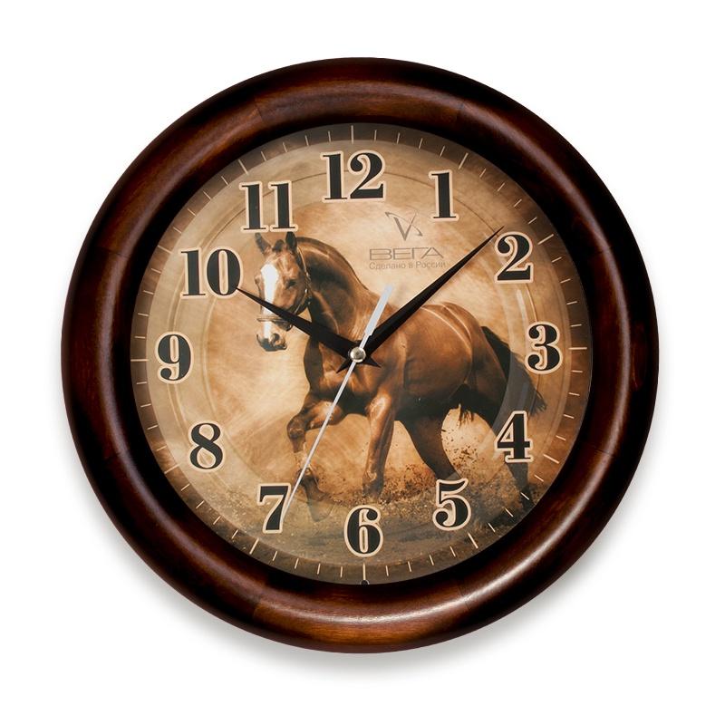 Настенные часы Вега Д1МД6186