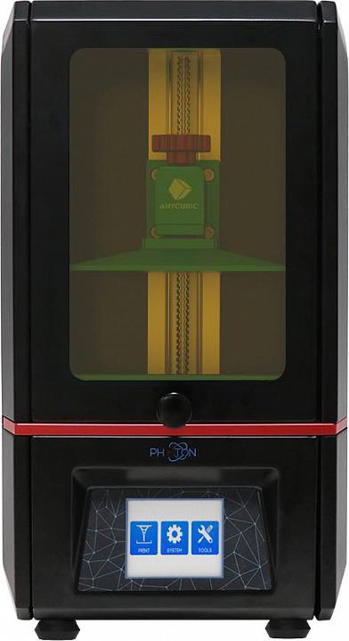 3D принтер Anycubic Photon, черный, красный