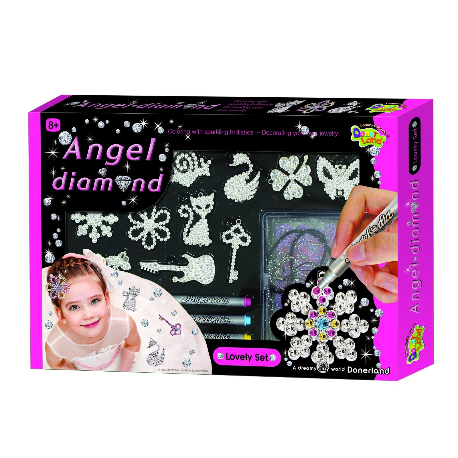 Набор для создания украшений Donerland Angel Diamond - Lovely Set