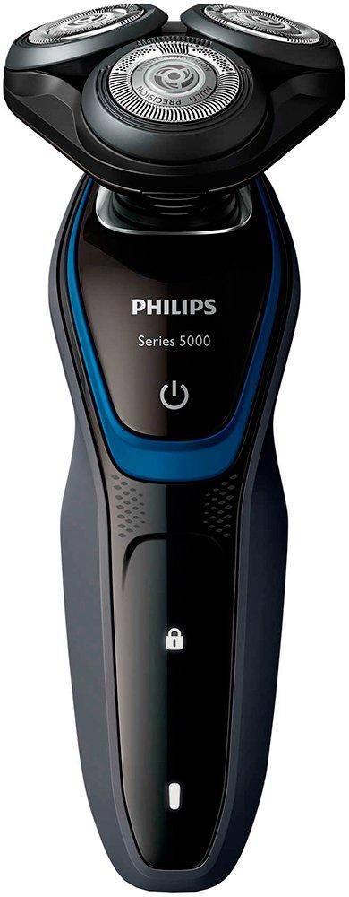 Электробритва Philips S5100/06, черный телевизор philips 32pht4132 60