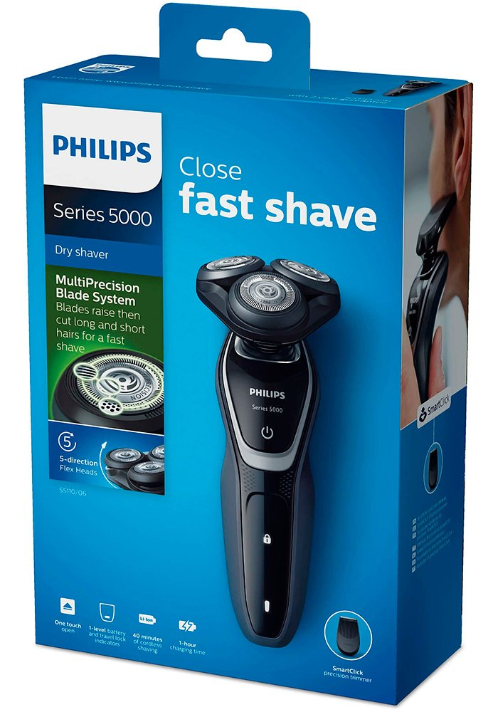 Электробритва Philips Series 5000 S5100/06 Philips