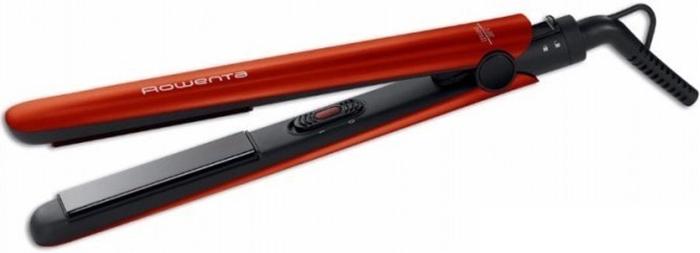 Выпрямитель для волос Rowenta SF1516F0, красный, черный цена