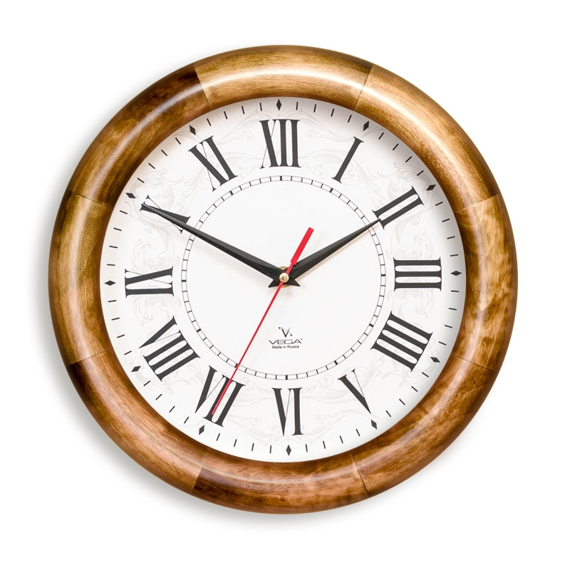 Настенные часы ВЕГА Д1О7277