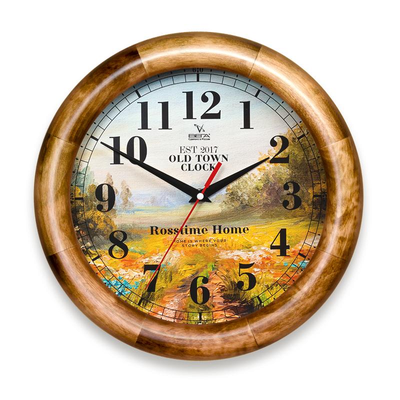 Настенные часы Вега Д1О7388