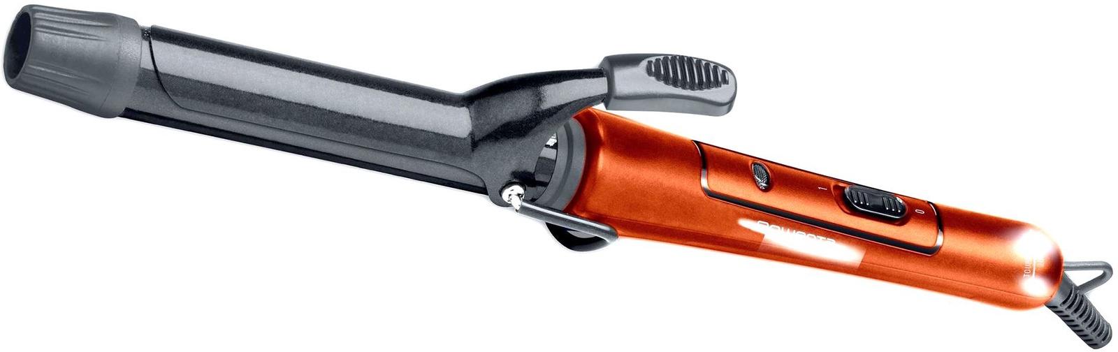 Щипцы для завивки Rowenta CF3316F0, красный, черный щипцы rowenta cv3810foвт белый коричневый