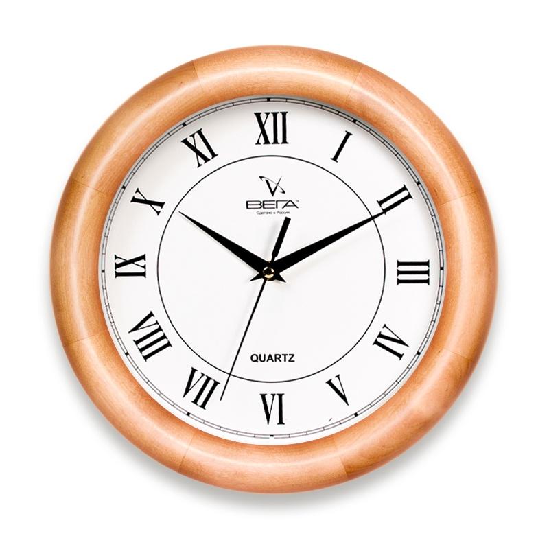 Настенные часы ВЕГА Д1НД747