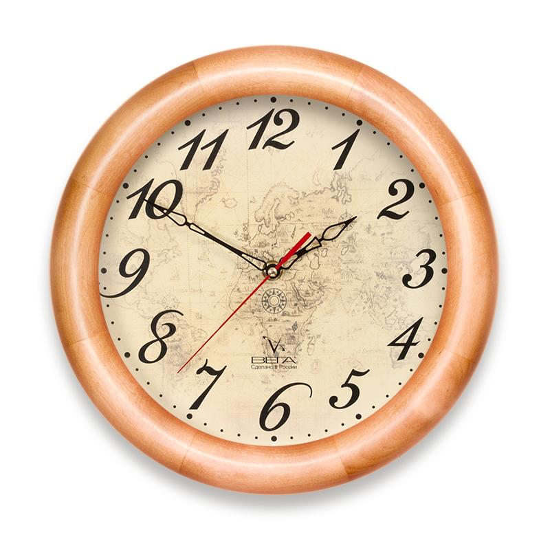Настенные часы Вега Д1НД797