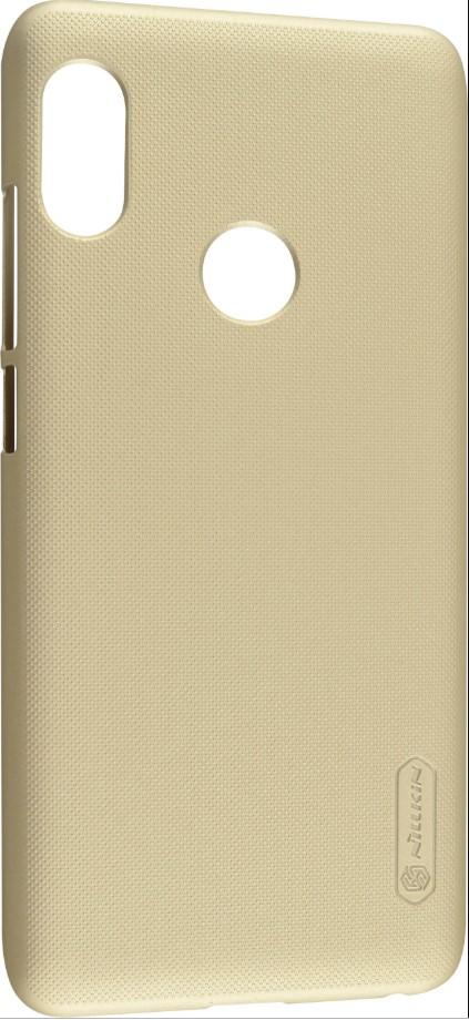 Чехол для сотового телефона Nillkin Накладка Frosted Xiaomi Mi 6X/A2 Gold, золотой силиконовая накладка nillkin для xiaomi mi a2 white