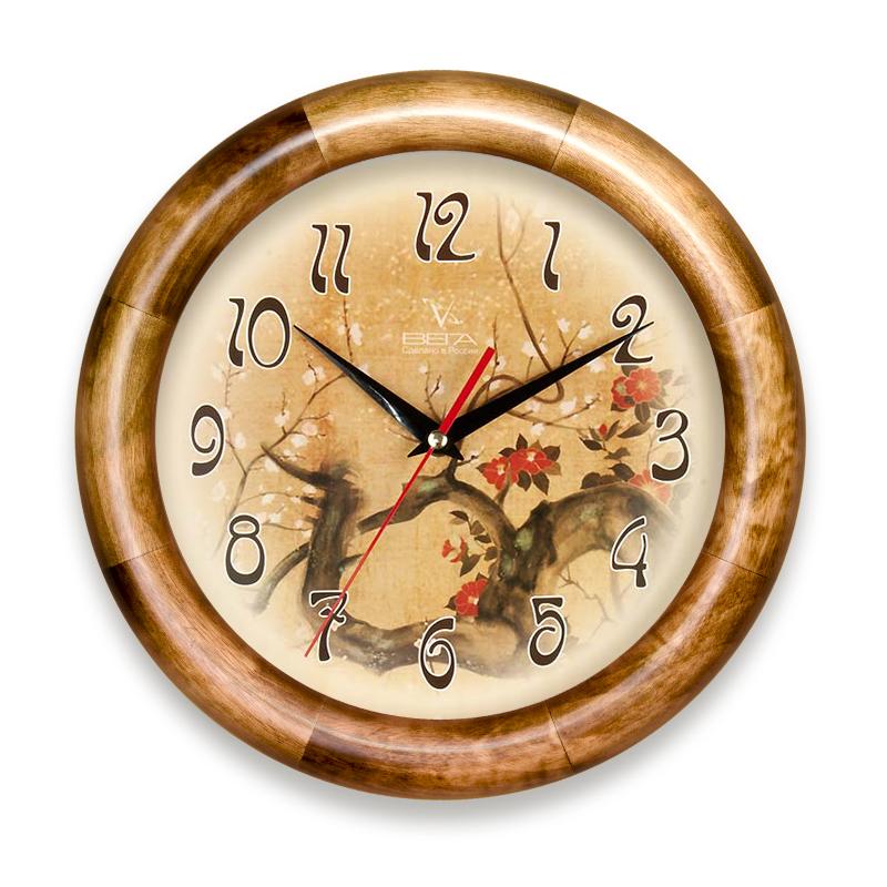 Настенные часы ВЕГА Д1О7185