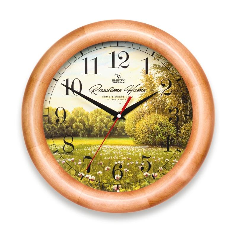 Настенные часы Вега Д1НД7380
