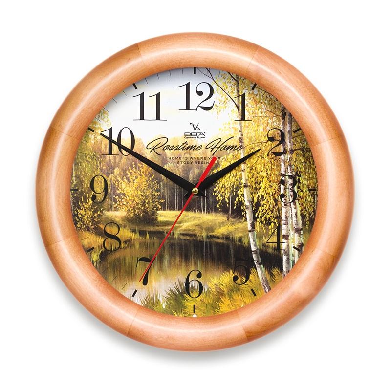 Настенные часы Вега Д1НД7382
