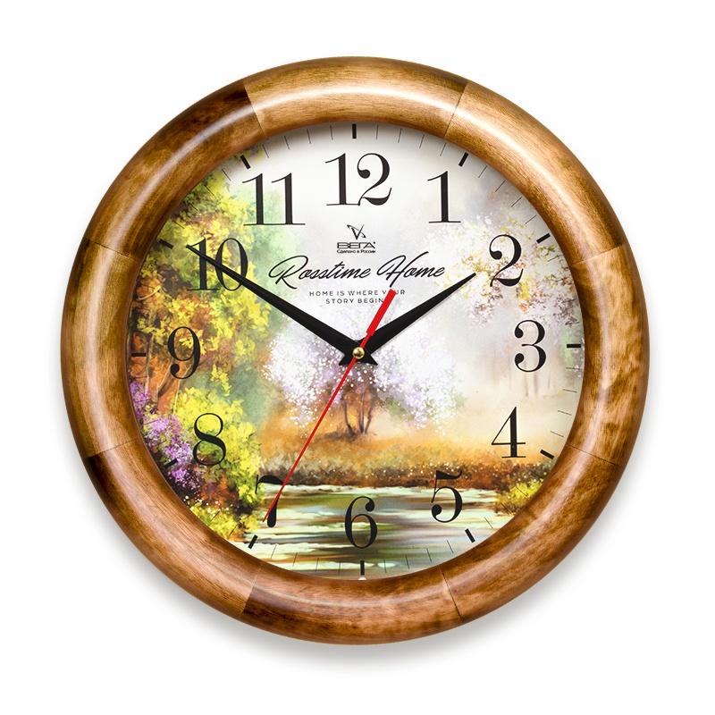 Настенные часы Вега Д1О7370