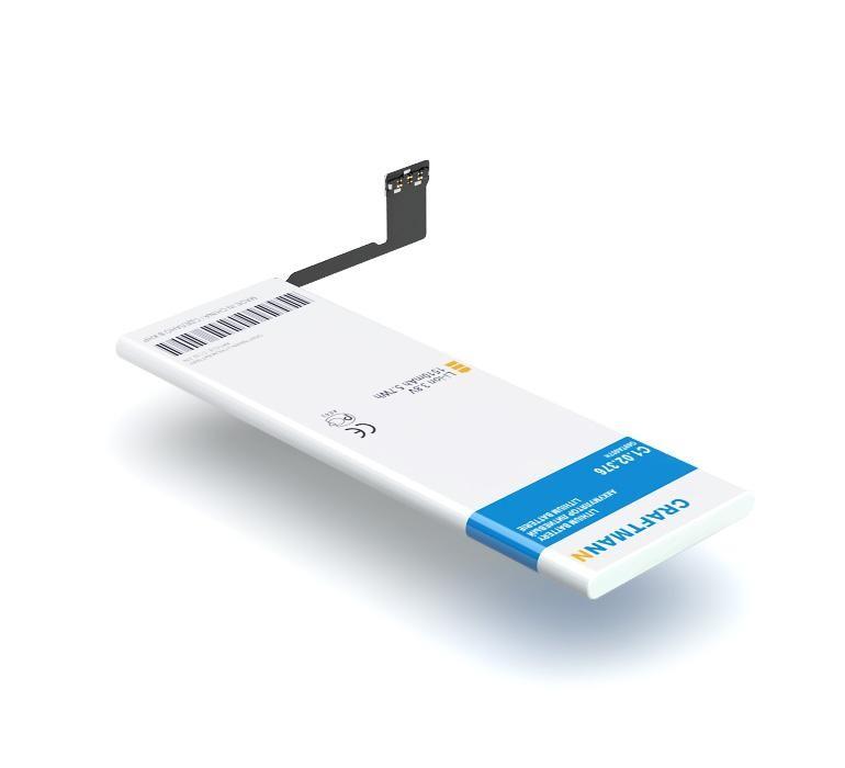 Аккумулятор для телефона Craftmann для Apple iPhone 5C (G69TA007H) аккумулятор для телефона craftmann для apple iphone 6s plus