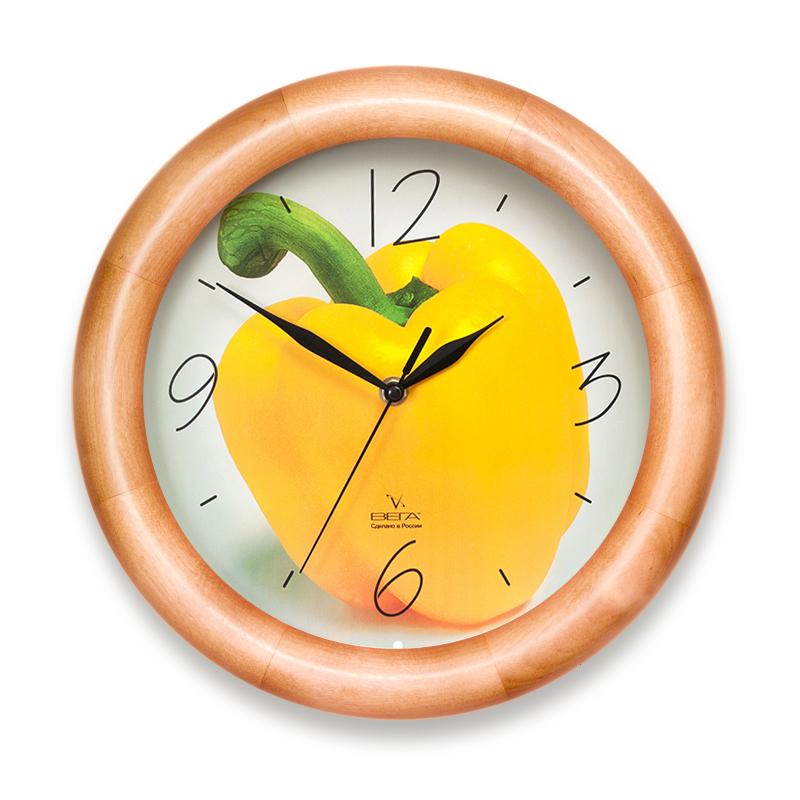 Настенные часы ВЕГА Д1НД728