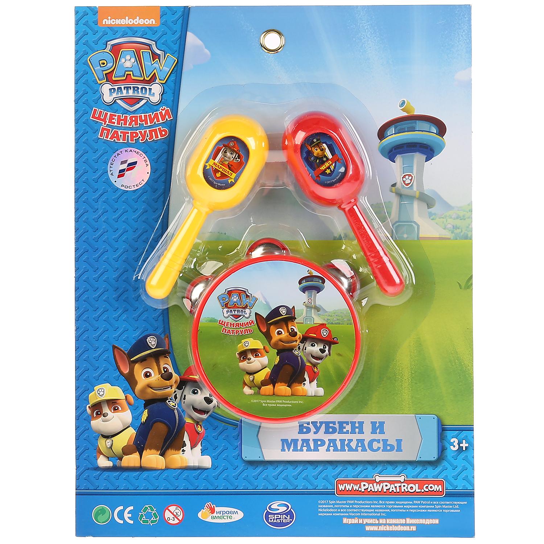 Музыкальная игрушка Играем вместе B607108-R4 детский музыкальный инструмент играем вместе набор щенячий патруль b678624 r2