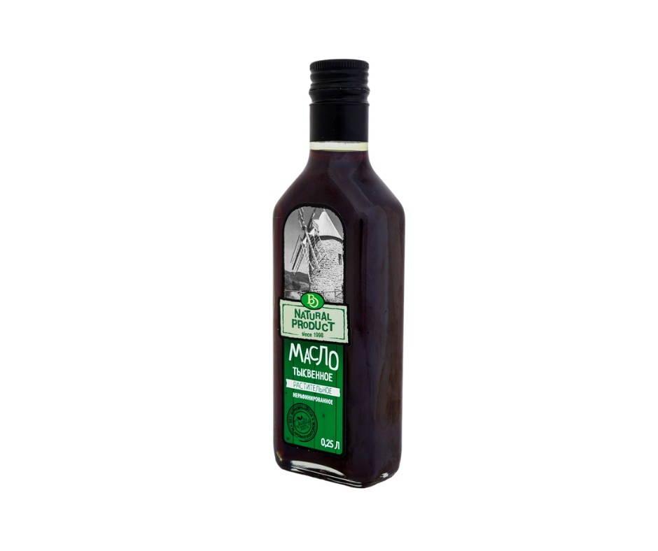 Тыквенное масло Natura bo NMTY250, 250