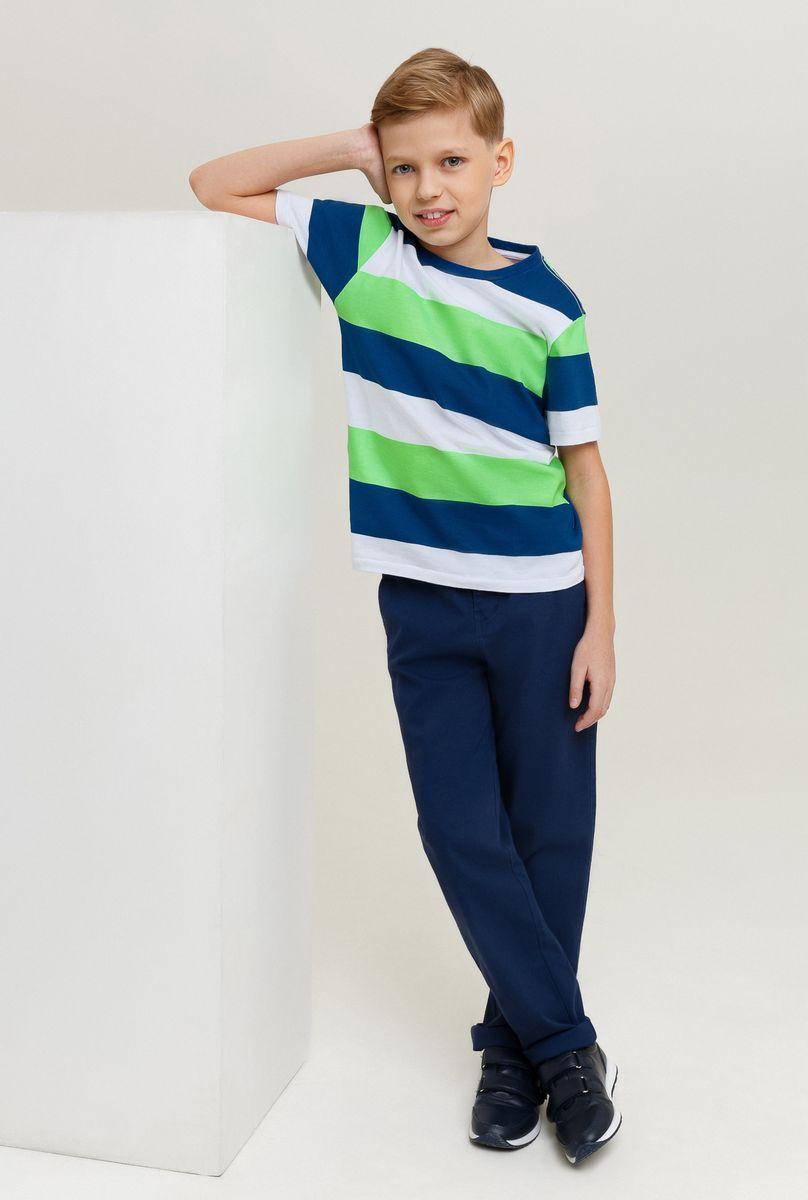 Футболка для мальчика Concept Club Globber, цвет: разноцветный. 10110110134_8000. Размер 14010110110134_8000