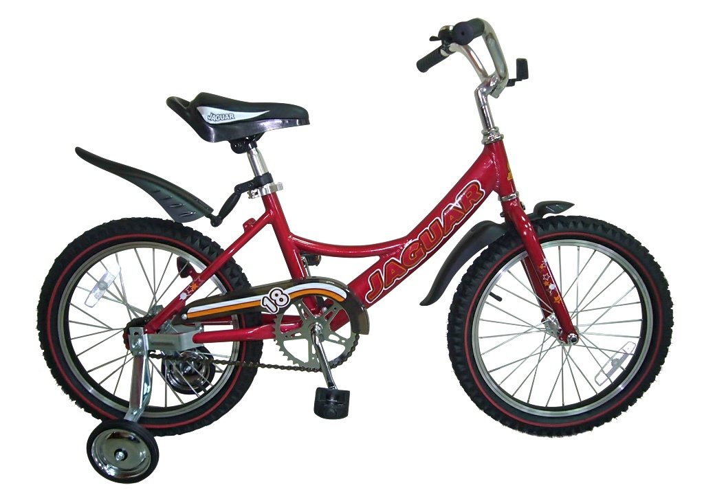Велосипед Jaguar MS-A182, красный