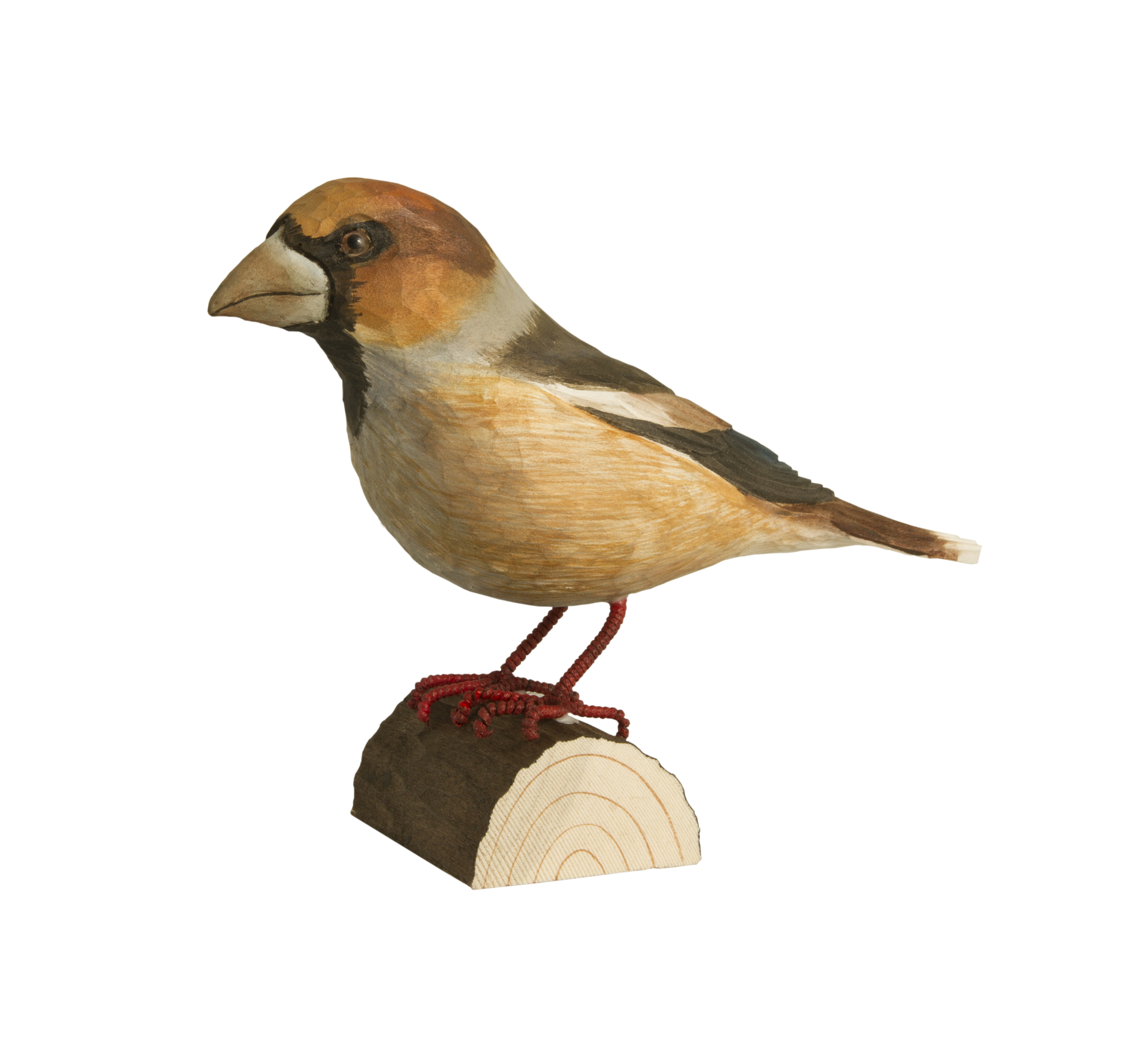 Фигурка декоративная Wildlife Garden HawfinchWG424Материал: дерево (липа). Все использованные материалы экологичны, не содержат вредных веществ и безопасны для птиц. Размер: высота 12,5, ширина 5,6, длина 16,5. Цвет: мультиколор. Вырезана и раскрашена вручную, упакована в подарочную упаковку и включает брошюру с информацией о птице.