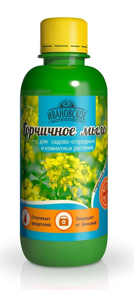 Удобрение Фермерское хозяйство Ивановское Горчичное мыло удобрение фермерское хозяйство ивановское для рассады 50г коричневый