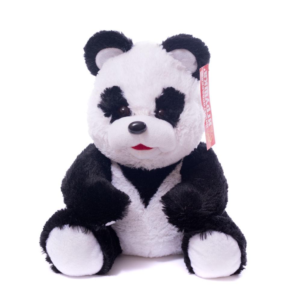 цены Мягкая игрушка Панда Нижегородская Игрушка См-722-5